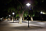 Exterior Lighting at UC Davis